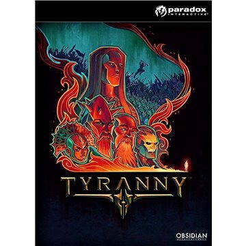 Tyranny - Commander Edition (PC/MAC/LX) PL DIGITAL + BONUS! (276639)