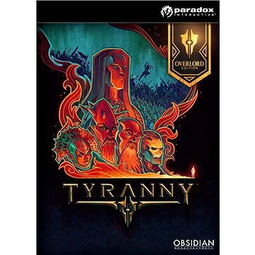 Tyranny - Overlord Edition (PC/MAC/LX) PL DIGITAL + BONUS! (276645)