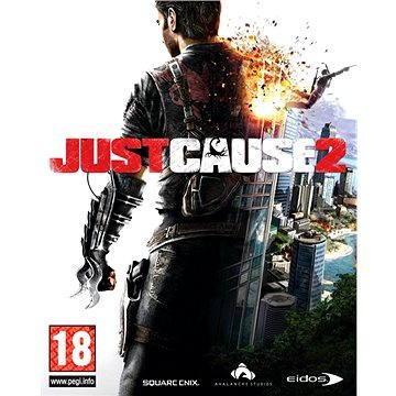 Just Cause 2 (PC) DIGITAL (250832)