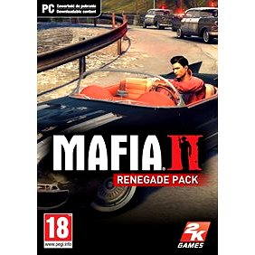 Mafia II DLC Pack - Renegade (PC) DIGITAL (251024)
