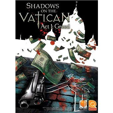 Shadows on the Vatican - Act 1: Greed (PC) DIGITAL (251380)