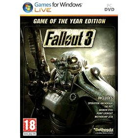 Fallout 3 Game of the Year Edition CZ (PC) DIGITAL (251758)