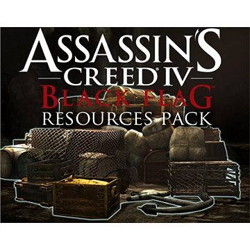 Assassins Creed IV: Black Flag - Resources Pack DLC (PC) DIGITAL (251799)