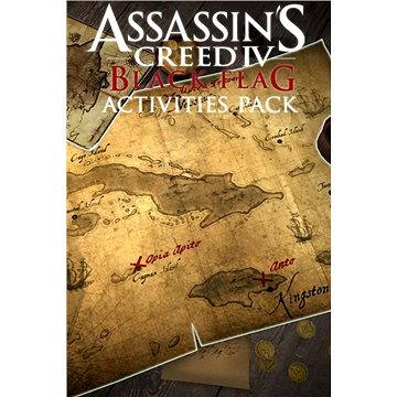 Assassins Creed IV: Black Flag - Activities Pack DLC (PC) DIGITAL (251801)