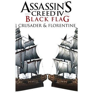 Assassins Creed IV: Black Flag - Crusader & Florentine Pack DLC (PC) DIGITAL (251803)
