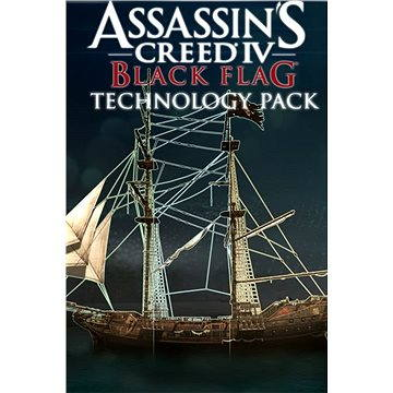 Assassins Creed IV: Black Flag - Technology Pack DLC (PC) DIGITAL (251804)