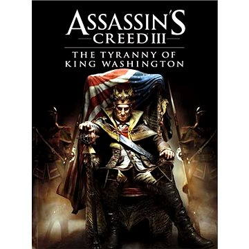 Assassin's Creed III The Tyranny of King Washington Part 3: The Redemption (PC) DIGITAL (251815)