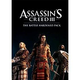 Assassin's Creed III The Battle Hardened Pack (PC) DIGITAL (251817)