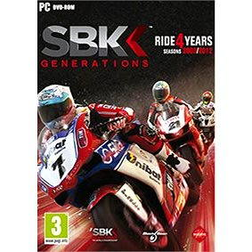 SBK Generations (PC) DIGITAL (251924)