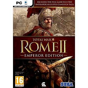 Total War: ROME II - Emperor Edition (PC) DIGITAL (252133)