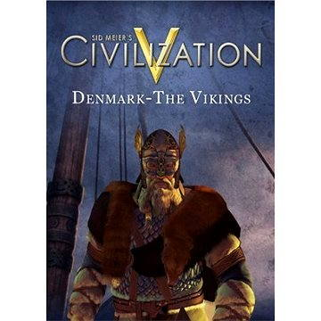 Sid Meiers Civilization V: Civilization and Scenario Pack: Denmark - The Vikings (MAC) DIGITAL (252178)