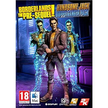 Borderlands: The Pre-Sequel - Handsome Jack Doppelganger Pack (MAC) DIGITAL (252280)