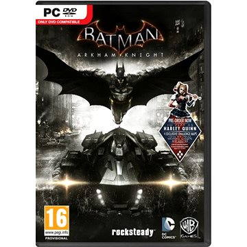 Batman: Arkham Knight Premium Edition (PC) DIGITAL (252612)