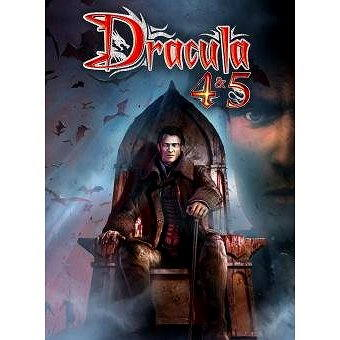 Dracula 4 and 5 (PC/MAC) DIGITAL (252800)