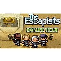 The Escapists - Escape Team (PC/MAC/LINUX) DIGITAL (252819)