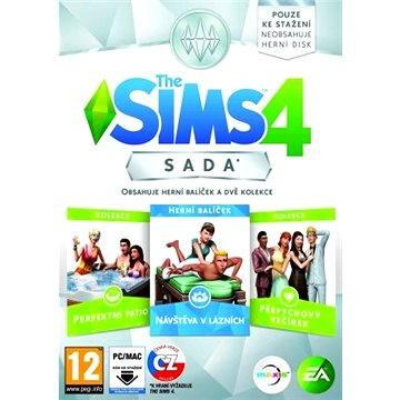 The Sims™ 4 Sada 1 (PC/MAC) DIGITAL (252839)