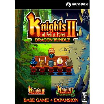 Knights of Pen and Paper 2: The Dragon Bundle (PC/MAC/LINUX) DIGITAL (252854)