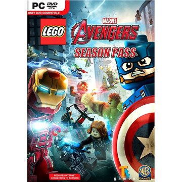 LEGO MARVELs Avengers - Sezónní permanentka (PC) DIGITAL (252874)
