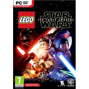 LEGO Star Wars: The Force Awakens - Deluxe Edition (PC) DIGITAL (252907)