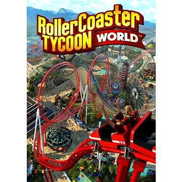RollerCoaster Tycoon World (PC) DIGITAL (262899)