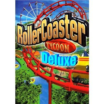 RollerCoaster Tycoon: Deluxe (PC) DIGITAL (262935)
