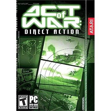 Act of War: Direct Action (PC) DIGITAL (262938)