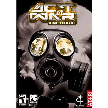 Act of War: High Treason (PC) DIGITAL (262941)