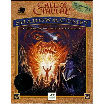 Call of Cthulhu: Shadow of the Comet (PC) DIGITAL (262965)