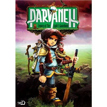 ParVaNeh: Legacy of the Light's Guardians (PC) DIGITAL (267438)