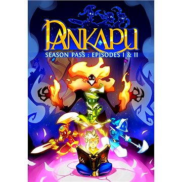 Pankapu - Episodes 1 & 2 (PC/MAC/LX) DIGITAL (267822)