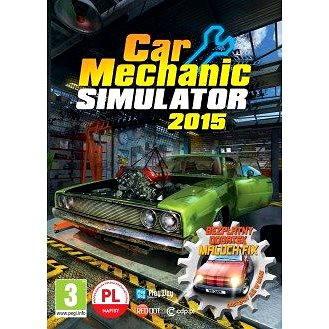 Car Mechanic Simulator 2015 - DeLorean DLC (PC/MAC) CZ DIGITAL (267831)