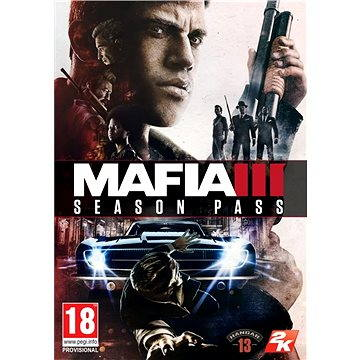 Mafia III Season Pass (PC) DIGITAL (273219)