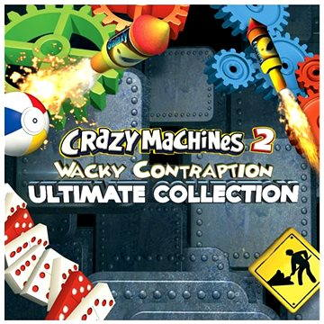 Crazy Machines: Wacky Contraption Ultimate Collection (PC) DIGITAL (278802)