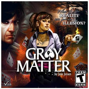 Gray Matter (PC) DIGITAL (278805)