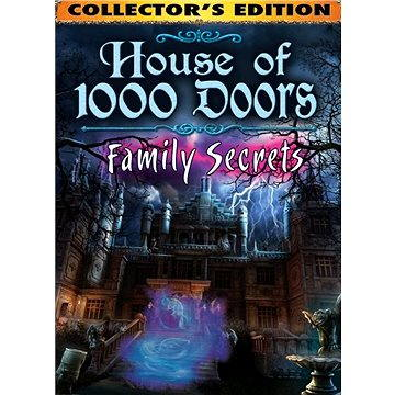 House of 1000 Doors: Family Secrets Collector's Edition (PC) DIGITAL (214859)