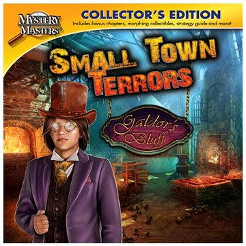 Small Town Terrors: Galdor's Bluff Collector's Edition (PC) DIGITAL (278826)