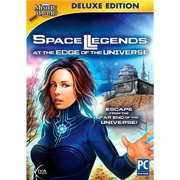Space Legends: At the Edge of the Universe Deluxe Edition (PC/MAC) DIGITAL (278976)