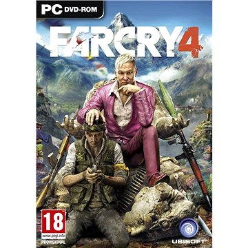 Far Cry 4 (PC) DIGITAL (279843)