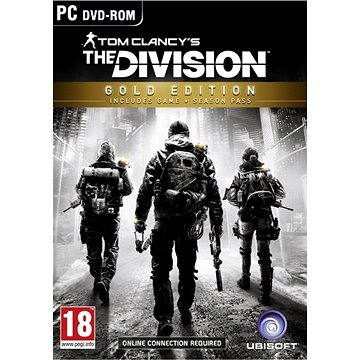 Tom Clancys The Division Gold Edition (PC) DIGITAL (279861)