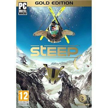 STEEP Gold Edition (PC) DIGITAL + DLC (279876)