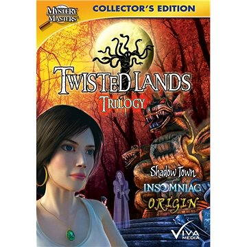 Twisted Lands Trilogy Collector's Edition (PC) DIGITAL (280296)