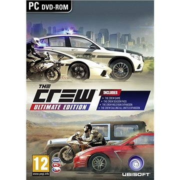 The Crew Ultimate Edition (PC) DIGITAL (280449)
