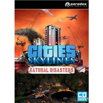 Cities: Skylines - Natural Disasters (PC/MAC/LX) DIGITAL (280995)
