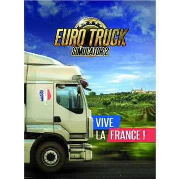 Euro Truck Simulator 2 – Vive la France! (PC) DIGITAL (281613)