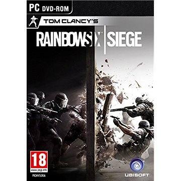 Tom Clancy's Rainbow Six Siege Standard Edition (PC) DIGITAL (281628)