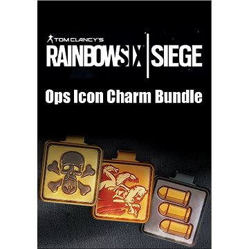 Tom Clancys Rainbow Six Siege - Ops Icon Charms (PC) DIGITAL (282165)