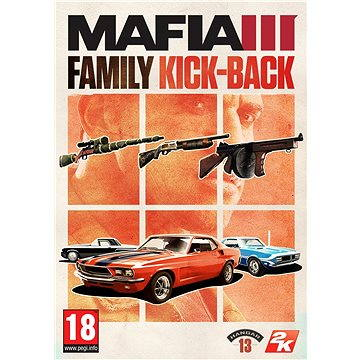 Mafia III - Family Kick-Back Pack (PC) DIGITAL (282579)