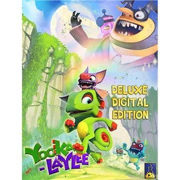 Yooka-Laylee Deluxe Edition (PC/MAC/LX) DIGITAL + BONUS! (285444)