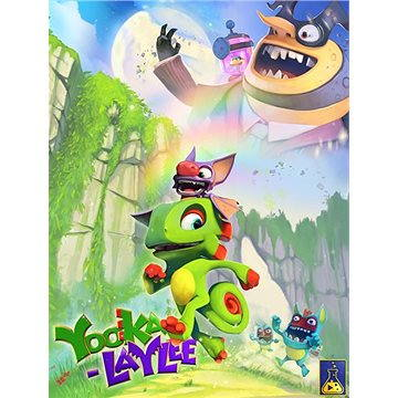 Yooka-Laylee (PC/MAC/LX) DIGITAL + BONUS! (285447)