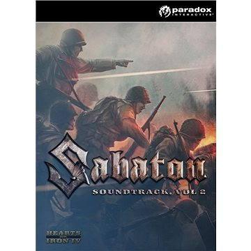 Hearts of Iron IV: Sabaton Soundtrack Vol. 2 (PC/MAC/LX) DIGITAL (288102)